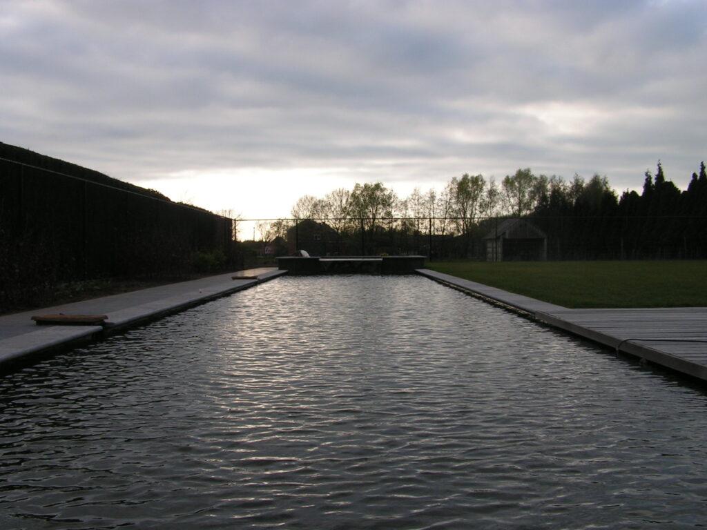 Waterkanaal Heist Op Den Berg